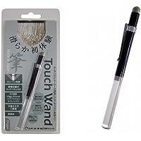 オウルテック 筆タイプタッチペン ブラック TWD-002BK