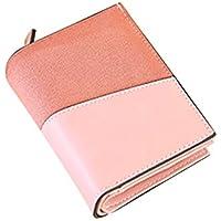 財布 レディース 二つ折り 大容量 小銭入れ コインケース カードケース 写真入れ 切り替え 小さい財布 人気