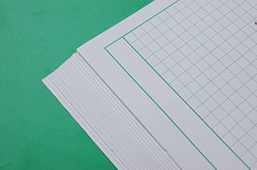 一級建築士設計製図用紙20枚