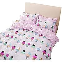 Beddingwish 被套 枕套 被套 床单 被套 防螨 床单 床上用品套