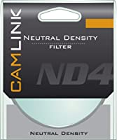 Camlinkニュートラル密度nd4フィルタ77mm [ cl-77nd4]