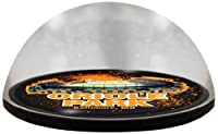 """MLB Baltimore Orioles Camdenヤード2""""でクリスタルMagnetized Paperweight with Coloredウィンドウギフトボックス"""