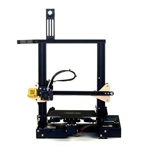 cheero 3D pro 組立済み 大造形サイズ 高精度 デスクトップ3Dプリンター