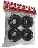 AMT 1/25 モンスタートラックタイヤ パーツパック プラモデル用パーツ AMTPP026