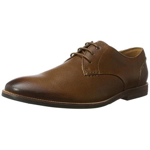 [クラークス] シューズ メンズ ボイドウォーク 26123856 Tan Leather タンレザー UK 8.5(26.5cm)