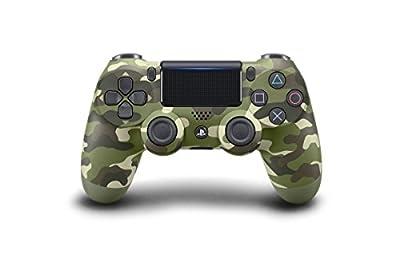 Playstation 4 DualShock 4 Controller - GREEN CAMO