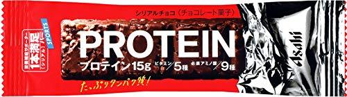 アサヒグループ食品 1本満足バープロテインチョコ 1本×9本