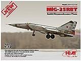 ICM 1/72 ソビエト連邦軍 ミグ MiG-25 RBT 戦闘機 プラモデル 72172