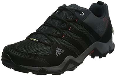 [アディダス] adidas スニーカー AX2 GTX Q34270 Q34270 (ダークシェール/ブラック/ライトスカーレット/24.0)