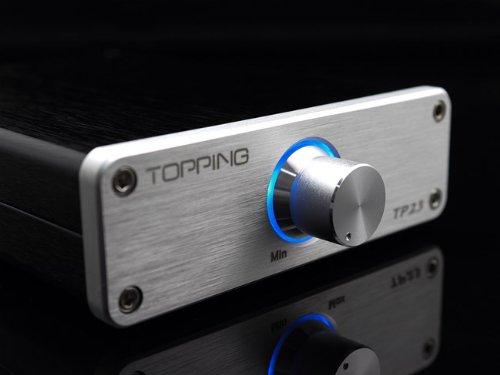 Topping TP23 USB-DAC PCM2704+自動電源デジタルアンプ Tripath(トライパス社)TA2021B使用 【1年保証】