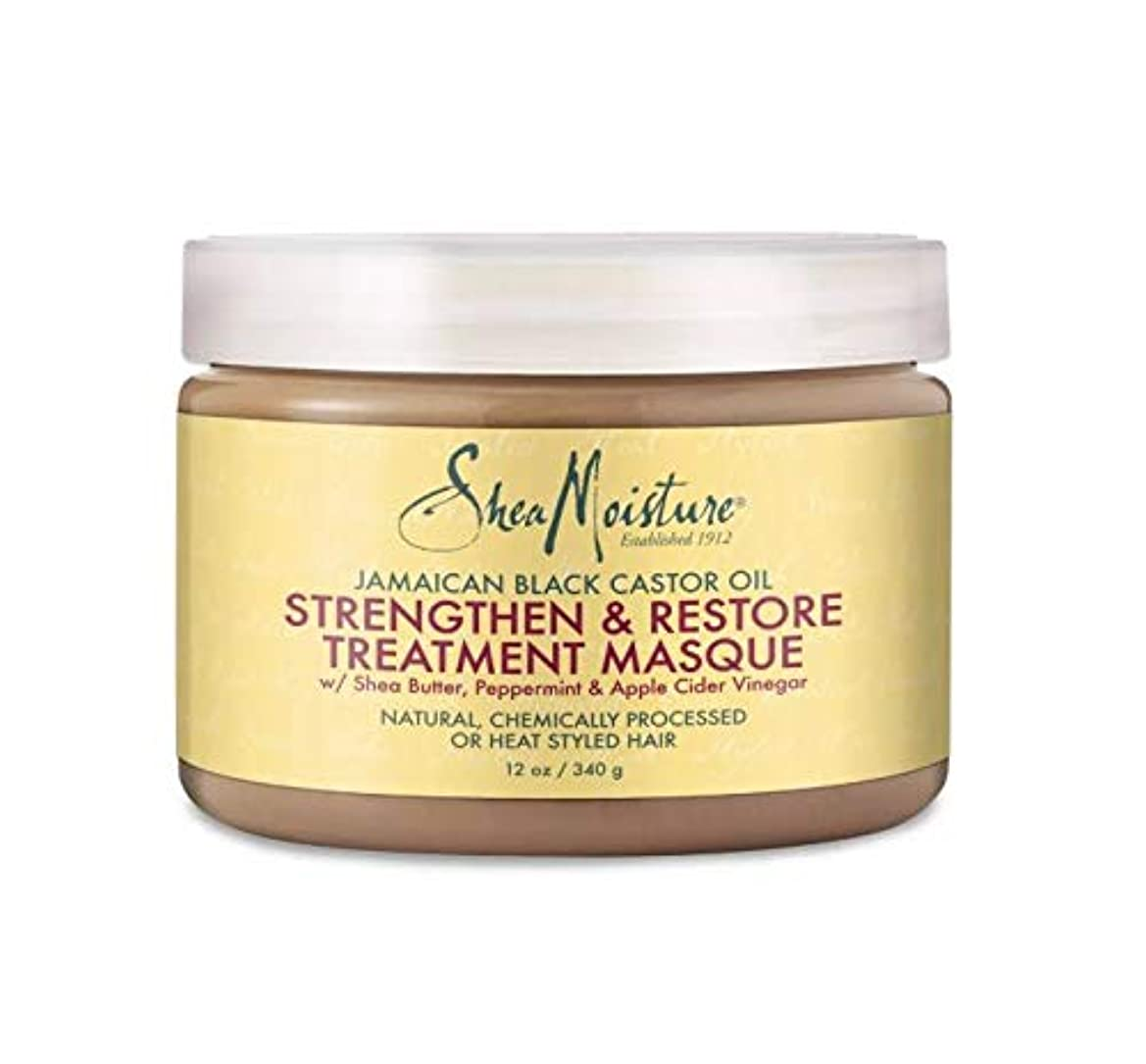 Shea Moisture Jamaican Black Masque 12oz [並行輸入品]