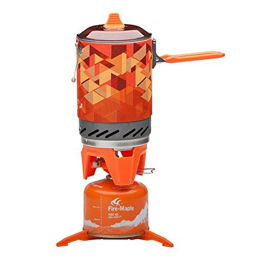 Fire-Mapleキャンピングストーブアウトドア鍋キャンプコンロ調理器具