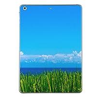 第2世代 iPad Pro 10.5 inch インチ 共通 スキンシール apple アップル アイパッド プロ A1701 A1709 タブレット tablet シール ステッカー ケース 保護シール 背面 人気 単品 おしゃれ 風景 空 海 写真 009748