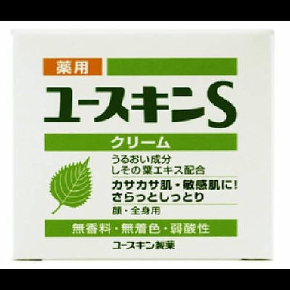 がっかりする賭け虐殺【まとめ買い】ユースキンSクリーム 70g ×2セット