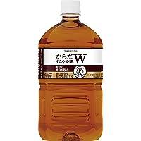 [トクホ] コカ・コーラ からだすこやか茶W お茶 ペットボトル 1.05L 12本