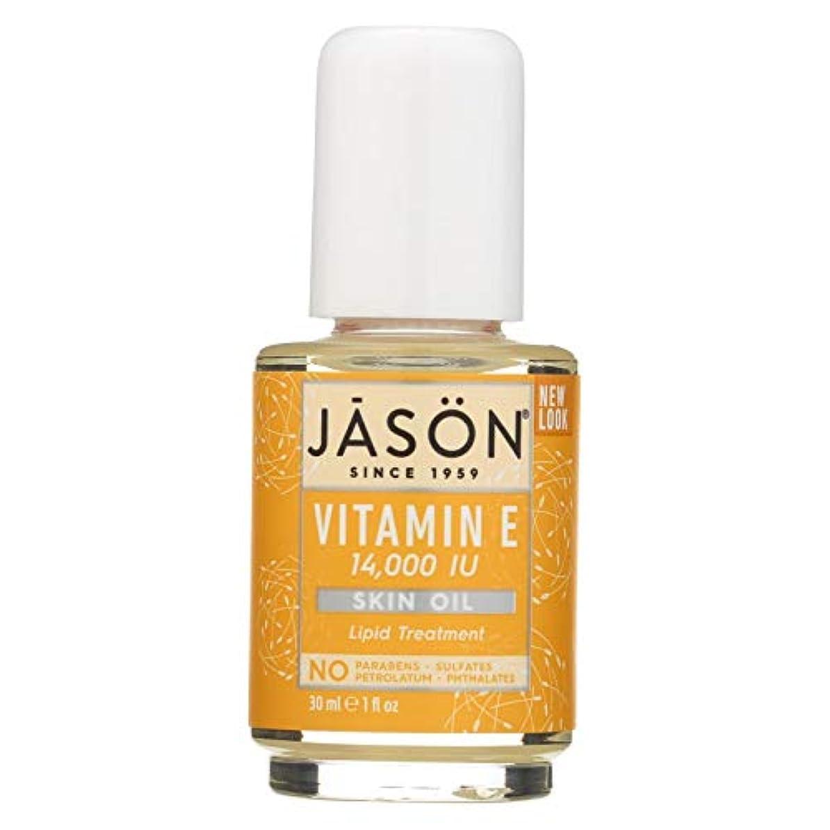 怖がらせる枝半球海外直送品Vit E Oil, 14000 IU, 1 Fl Oz by Jason Natural Products