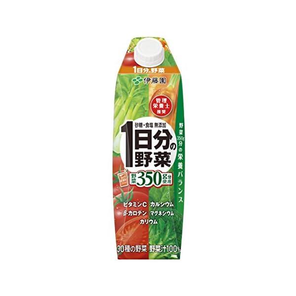 伊藤園 1日分の野菜の紹介画像17