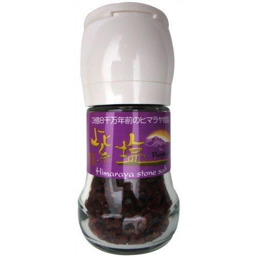 紫塩ミル付 70g