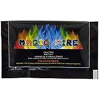 色付きの炎の魔法のトリック - 鮮やかで虹色の炎を作ります。 15g RYJ-68I45Y