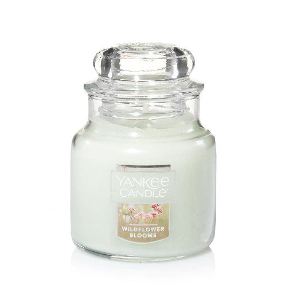 テレビ局健康的スクレーパーYankee Candle Wildflower Blooms