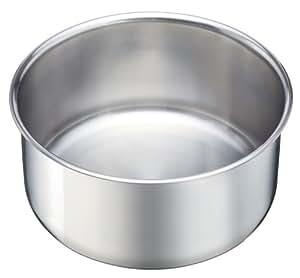ティファール 片手鍋 「インジニオ・ネオ」 取っ手のとれる ソースパン IH ステンレス 18cm L92429