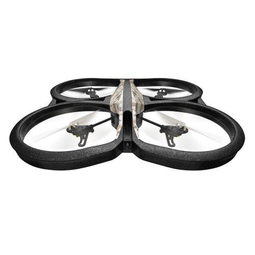 【国内正規品】Parrot ドローン AR.Drone 2.0 Elite Edition Sand 自動安定ホバーリングクワッドコプター 30fpsHDカメラ サンドタイル PF721930T