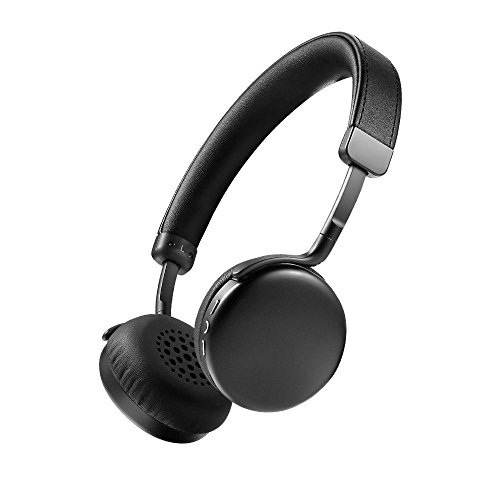 AudioMX Bluetoothヘッドホン ワイヤレス ヘッドホン Bluetooth 4.1 無線 有線可能 最大12時間連続再生時間 高音質 オンイヤー ハンズフリー通話 タブレットPC スマートフォンなどに対応 ブラック MX10