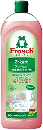 フロッシュ 食器用洗剤 ザクロ 詰替 1L