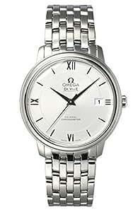 (オメガ) OMEGA 腕時計 デ・ビル プレステージ 424.10.37.20.02.001 シルバー メンズ [並行輸入品]