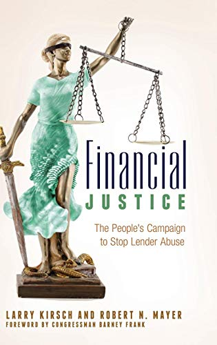 Download Financial Justice: The People's Campaign to Stop Lender Abuse 1440829519