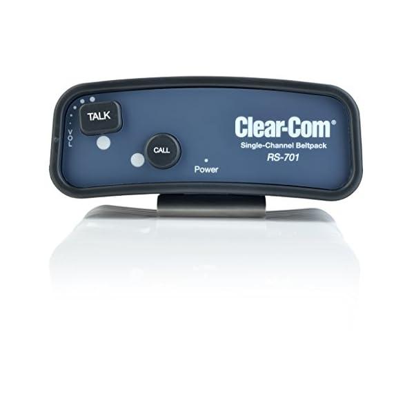 Clear-Com RS-701 1チャンネル...の紹介画像9