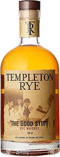 テンプルトン ライ スモールバッチ 750ml 瓶