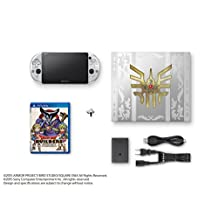 "PlayStation Vita Dragon Quest Metal Slime Edition (""Dragon Quest Builders"" included) Japan Import"
