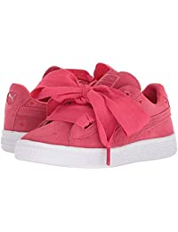 [PUMA(プーマ)] キッズスニーカー?靴 Suede Heart Valentine (Little Kid) Paradise Pink/Paradise Pink 10.5 Little Kid (16.5cm) M