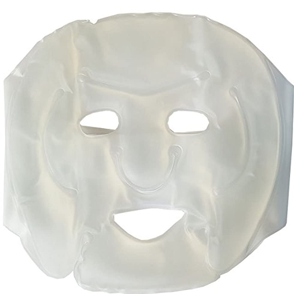 ゴールデン第四そこからMDP 顔マッサージジェルマスク アイスジェルパック 冷却パック アイスマスク アイスパック レーザー後の鎮静に グリーン