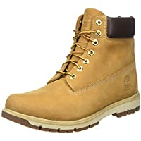Timberland Men's Radford 6 Boot WT Wheat Yellow Boots, Wheat Nubuck