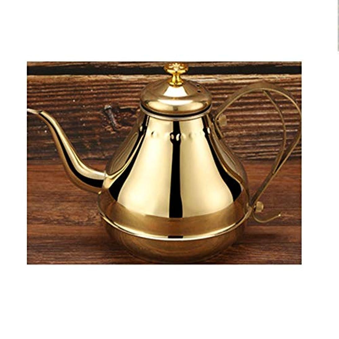 波紋ファンタジー競うステンレス鋼の裁判所の鍋の茶花のティーポットのコーヒー鍋の電磁調理器のやかんなしのやかんなしのやかん