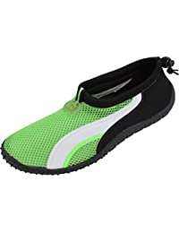 b5908 aメンズ4色Water Shoes Aqua Socks Slip Onアスレチックプールビーチサーフヨガ