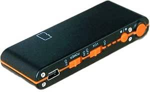 Broadwatch 【音声感知起動 500時間音感待機】 高画質音感ミニビデオ 32G対応