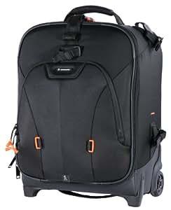 VANGUARD キャリーバッグ Xceniorシリーズ 21.6L ノートPCスペース有 三脚脱着可能 ダイヤルロック付属 ブラック Xcenior 48T