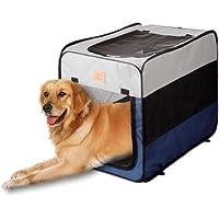 エイムクリエイツ KONOKO 折りたたみ コンパクトケージ 【XL】 全犬種対応 中型犬・大型犬・多頭飼い用