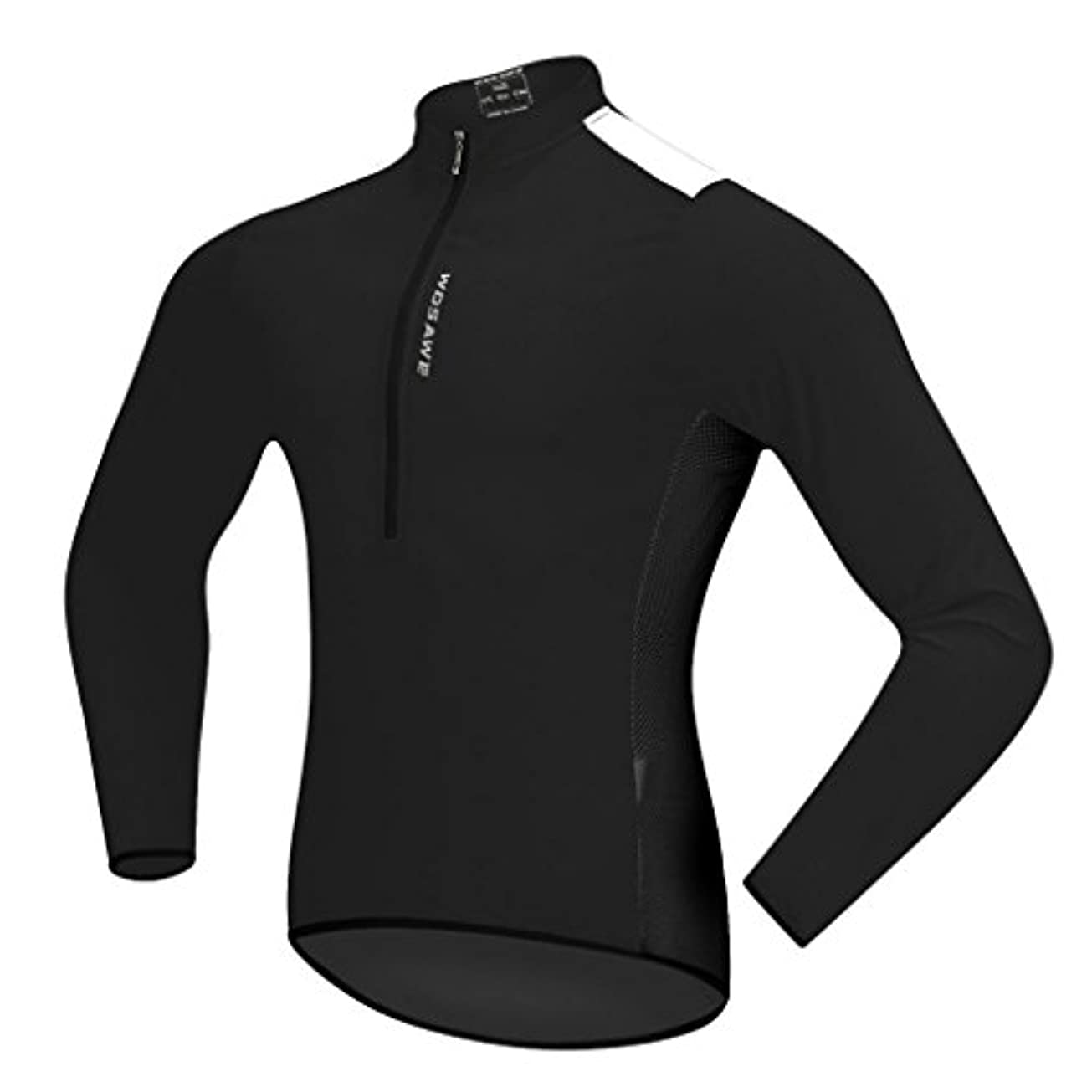 適用済みサークル乙女Perfeclan 軽量 高弾性 吸汗速乾 サイクリング ジャージー ロングスリーブ バイク 自転車シャツ サイクリング衣類 トップ 全5サイズ4色