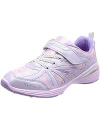 [瞬足] 运动鞋 上学穿 瞬足 抗菌 防臭 腿长 美腿 19~24.5cm 2E 儿童 女孩 LEJ 5740