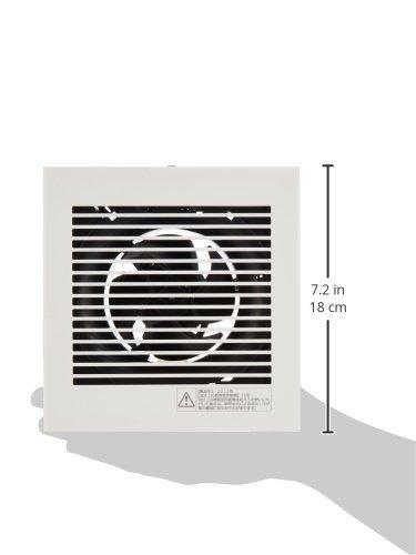 パナソニック(Panasonic) パイプファン 排気形 (プラグコード付) FY-08PD9