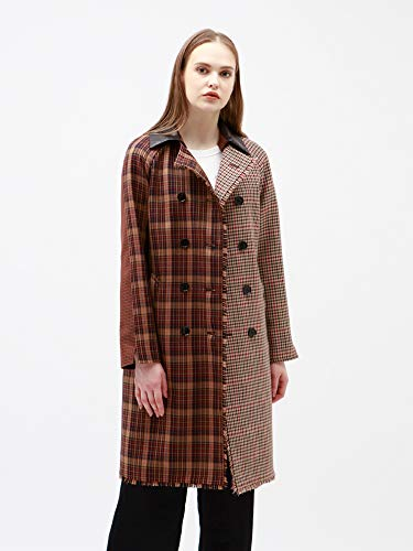 グランメゾン東京[衣装]中村アンLOVELESSのブロッキングコート