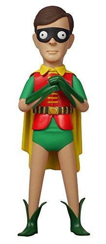 【ビニール・アイドル】『バットマン 1966年TVシリーズ』ロビン 高さ約20cm プラスチック製 塗装済み完成品フィギュア