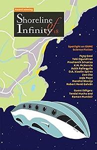 Shoreline of Infinity 18: Science Fiction Magazine (English Edition)