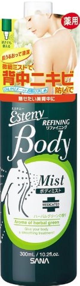 王室クラス人に関する限りエステニー 薬用ボディミスト AC 300ml
