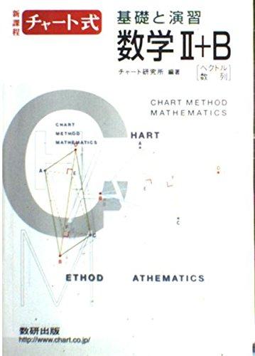 チャート式基礎と演習数学2+Bの詳細を見る