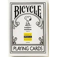 スヌーピー ミュージアム 限定 トランプ BICYCLE PLAYING CARDS